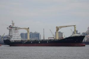 Photo of FPMC CONTAINER 8 ship