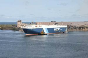 Photo of PROMETHEUS LEADER ship