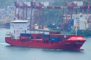 Photo of JRS CARINA ship