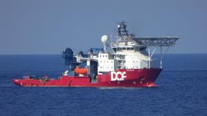 Photo of GEOHOLM ship