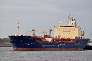 Photo of SALINA M ship