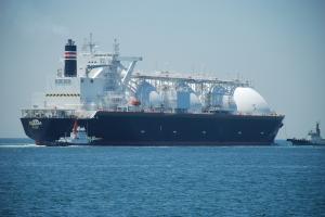 Photo of LNG BARKA ship