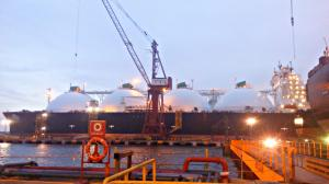 Photo of LNG JUPITER ship