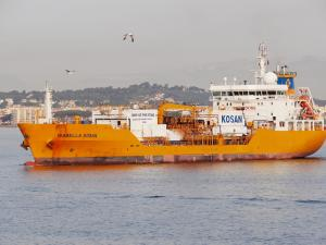 Photo of ISABELLA KOSAN ship