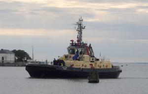 Photo of SVITZER ODEN ship