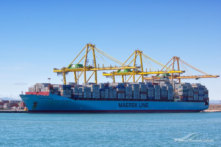 MAERSK ANTARES photo