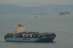 Photo of MAERSK ALFIRK ship