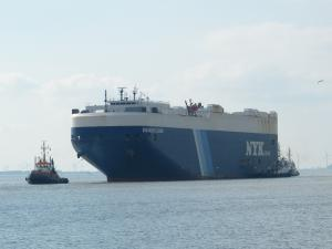 Photo of EQUULEUS LEADER ship