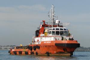 Photo of BAYU INTAN ship