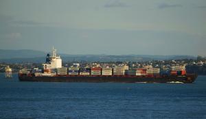 Photo of MAERSK JABAL ship
