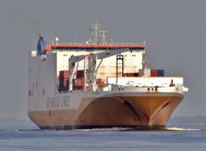 Photo of GRANDE GHANA ship