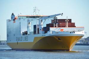 Photo of GRANDE BENIN ship