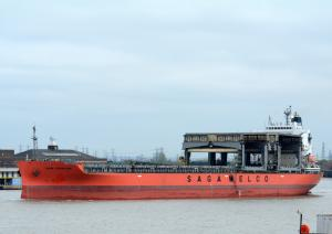 Photo of SAGA FRONTIER ship