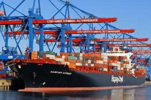 Photo of HANOVER EXPRESS ship