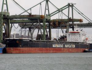 Photo of FANEROMENI ship