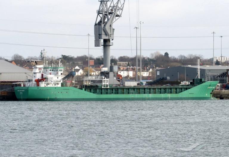 ARKLOW RAIDER (MMSI: 250001268) ; Place: Southampton Docks