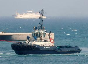 Photo of VB SPARTEL ship