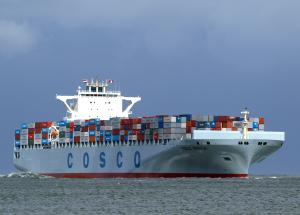 Photo of COSCO AFRICA ship