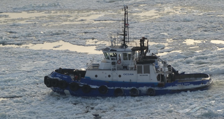 OCEAN K. RUSBY photo