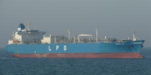 Photo of BW TYR ship