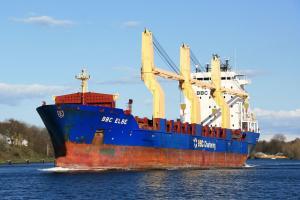 Photo of BBC ELBE ship