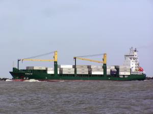 Photo of TINGHIR ship