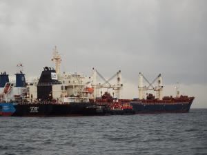 Photo of THRUSH ship