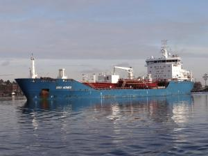 Photo of BRO AGNES ship