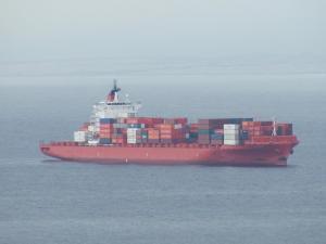 Photo of ZHONG GU GUANG XI ship