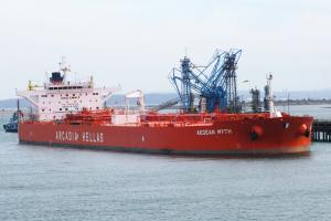 Photo of AEGEAN MYTH ship