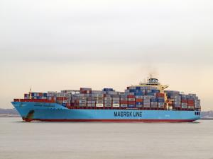 Photo of MAERSK MEMPHIS ship