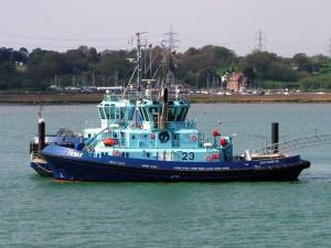 Photo of TENAX ship