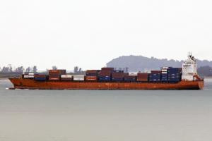 Photo of X-PRESS KAILASH ship