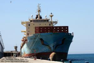 Photo of MAERSK JUBAIL ship