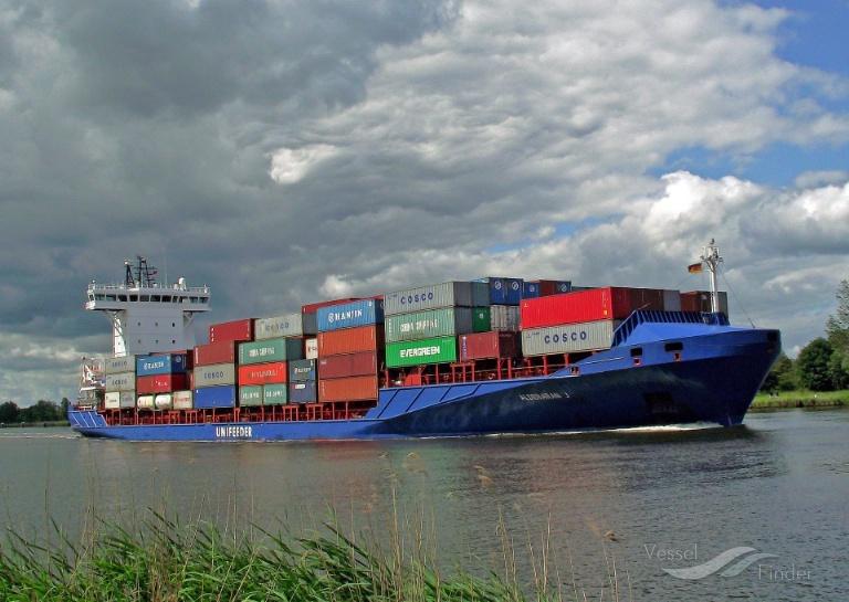 ALDEBARAN J (MMSI: 304972000) ; Place: Kiel_Canal
