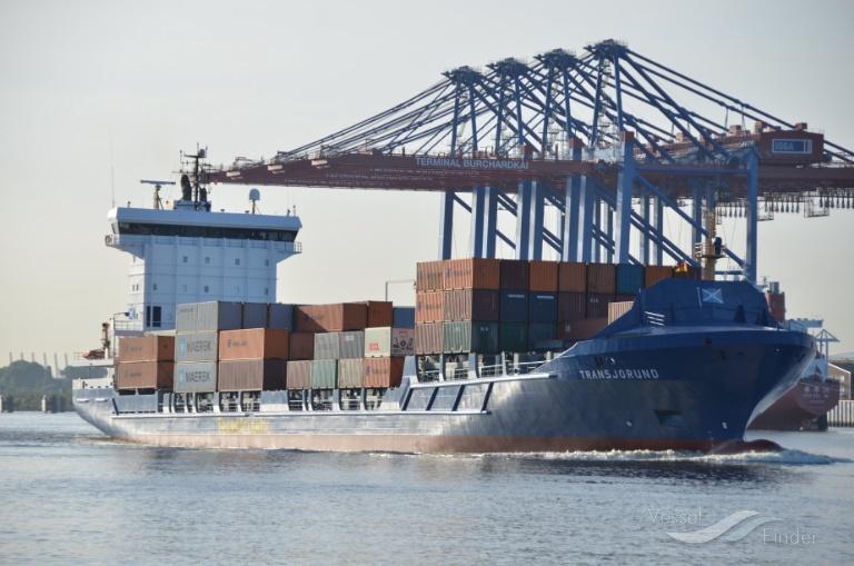 ASTRORUNNER (MMSI: 210248000) ; Place: Hamburg-Blankenese outbound Port