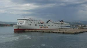 Photo of DIMONIOS ship