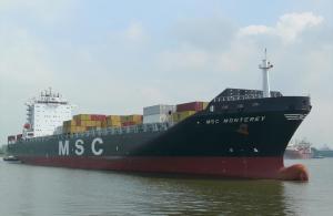 Photo of MSC MONTEREY ship