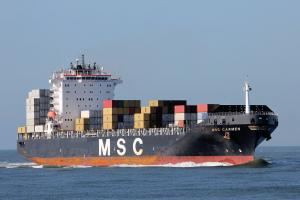 Photo of MSC CARMEN ship