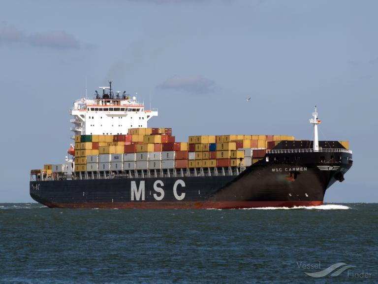 MSC CARMEN (MMSI: 354530000)