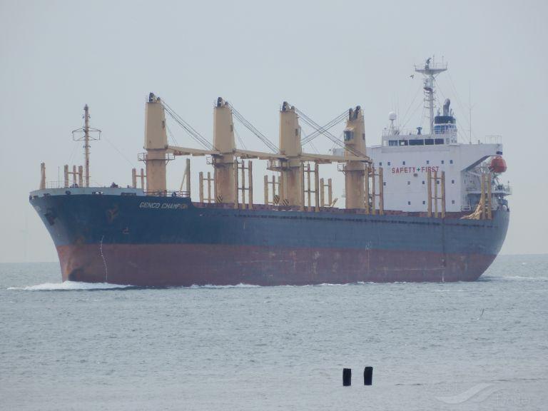 ship photo by Dennis Adriaanse