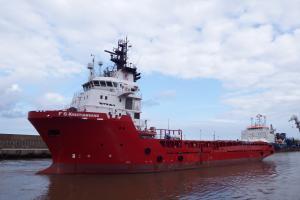 Photo of FS KRISTIANSAND ship