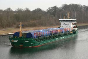 Photo of ALAND ship