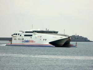 Photo of CONDOR EXPRESS ship