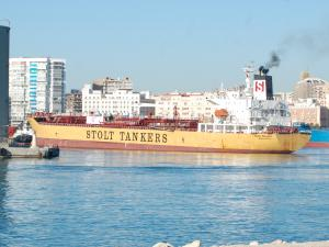 Photo of STOLT BASUTO ship