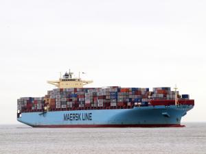 Photo of MAERSK STEPNICA ship