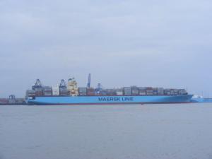 Photo of MAERSK STOCKHOLM ship
