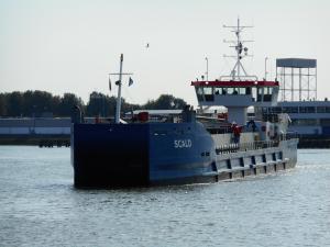 Photo of SCALD ship