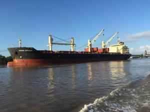 Photo of WARIYA NAREE ship