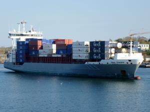 Photo of DINA TRADER ship